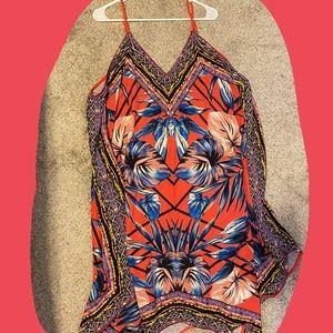 Impressions boutique plus flowy dress, 3x